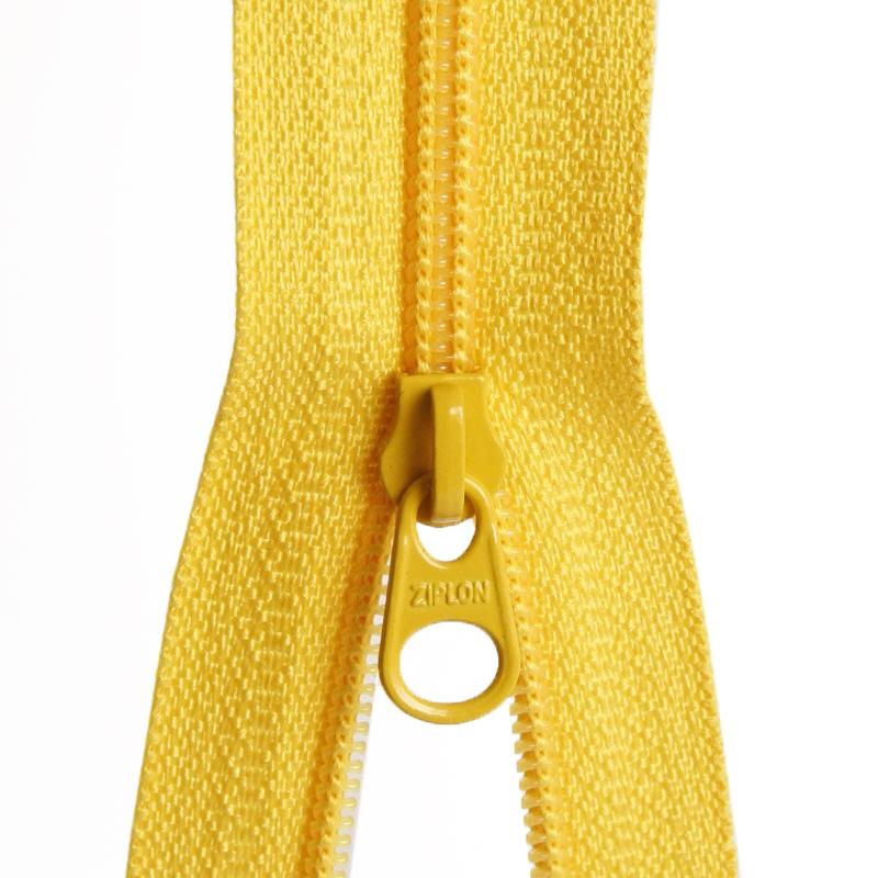 Vedin, Keltainen 4mm (FR12AV), Ompelutarvikkeet, Vetoketjujen vetimet