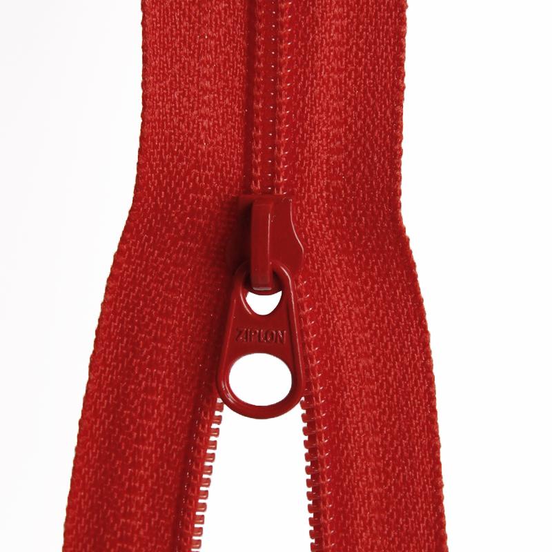 Vedin, Punainen 4mm (FR16AV), Ompelutarvikkeet, Vetoketjujen vetimet