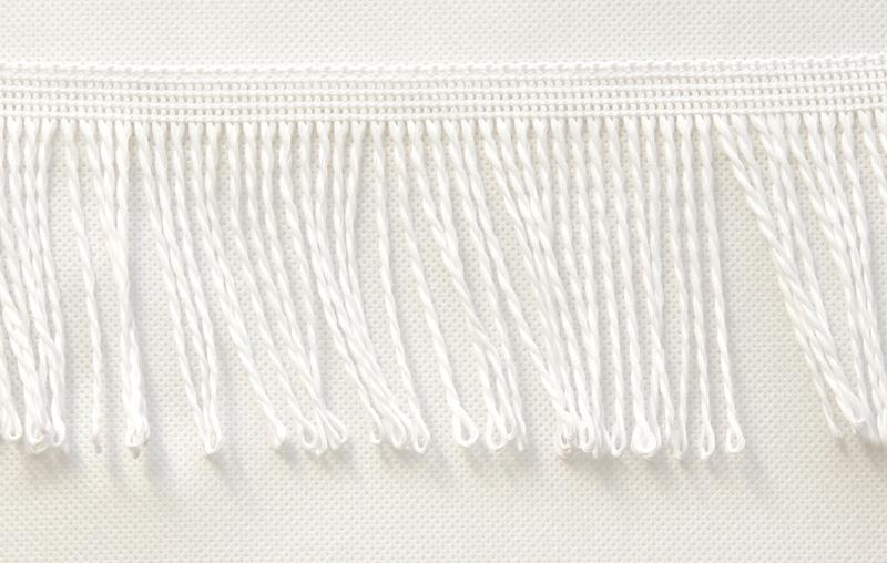 Hapsunauha valkoinen leveys 8cm (DT050VV), Ompelutarvikkeet, Hapsunauhat ja Tupsunauhat