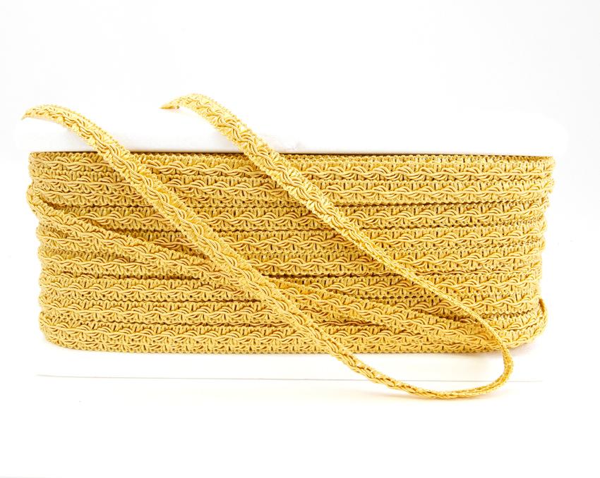 Koristenauha leveys 12mm Kulta (DT039KV), Ompelutarvikkeet, Nauhat ja nyörit