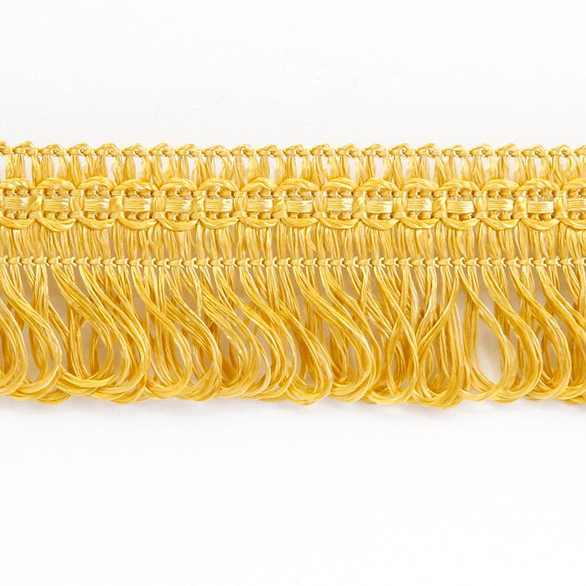 Lenkkihapsunauha kulta (DT038KV), Ompelutarvikkeet, Hapsunauhat ja Tupsunauhat