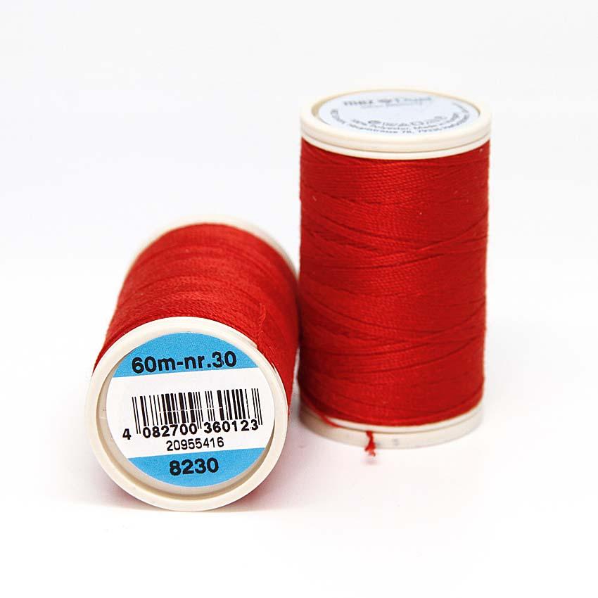 Erikoisvahva ompelulanka 60 metriä/rll punainen (46438230), [field_category]