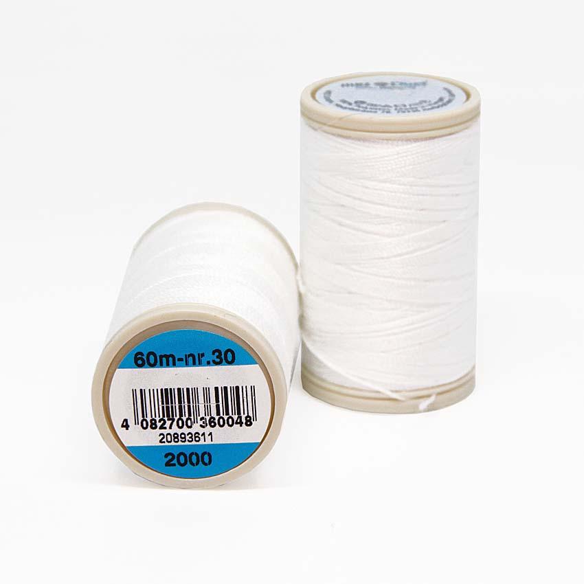 Erikoisvahva ompelulanka 60 metriä/rll valkoinen (46432000), Ompelutarvikkeet, Langat