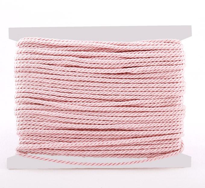 KORISTEPUNOS vaaleanpunainen (SI102V), Ompelutarvikkeet, Nauhat ja nyörit