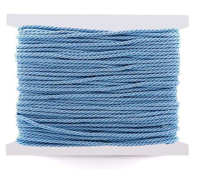 KORISTEPUNOS sininen (SI105V), Ompelutarvikkeet, Nauhat ja nyörit