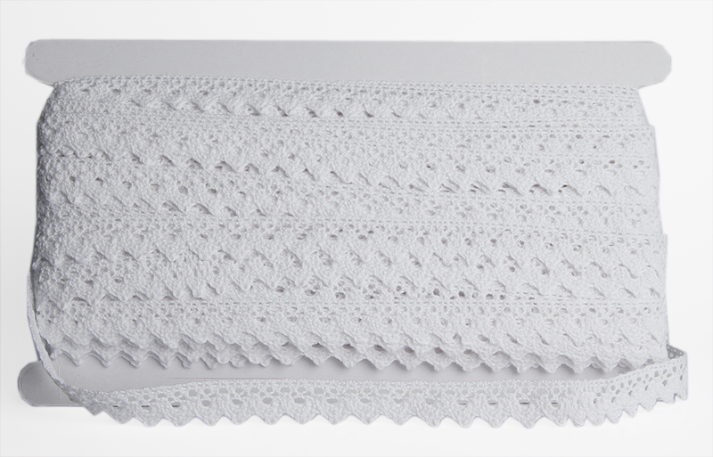 PITSINAUHA lev. 15mm valkoinen (ST034V), [field_category]