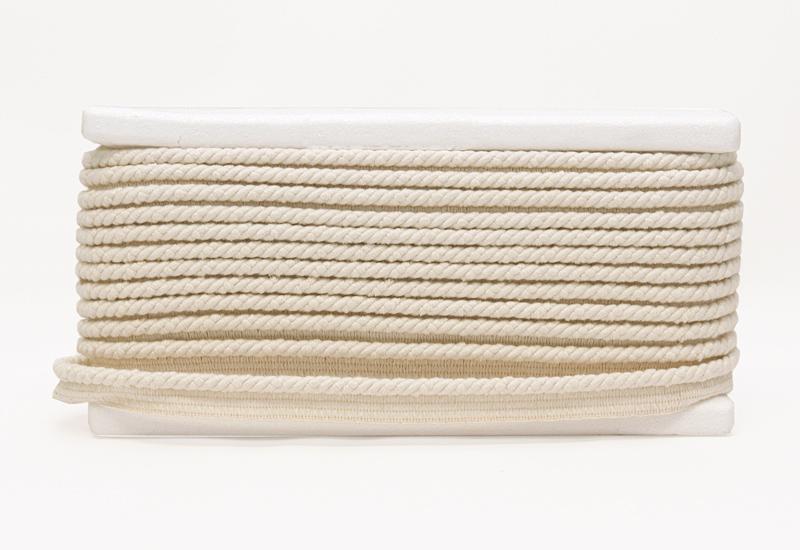Terenauha lev. 20 mm, halk. 6 mm luonnonvalkoinen (DT043LVV), Ompelutarvikkeet, Terenauhat