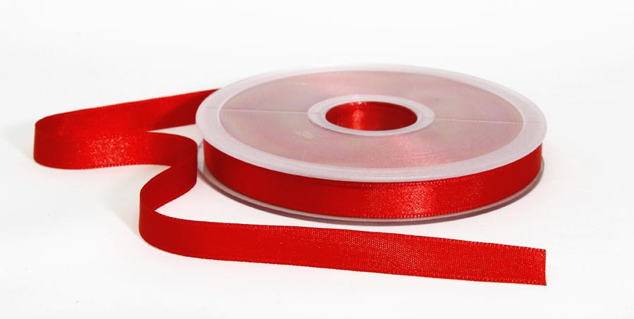 Tuplasatiininauha 15mm Punainen 982571, Ompelutarvikkeet, Satiininauhat