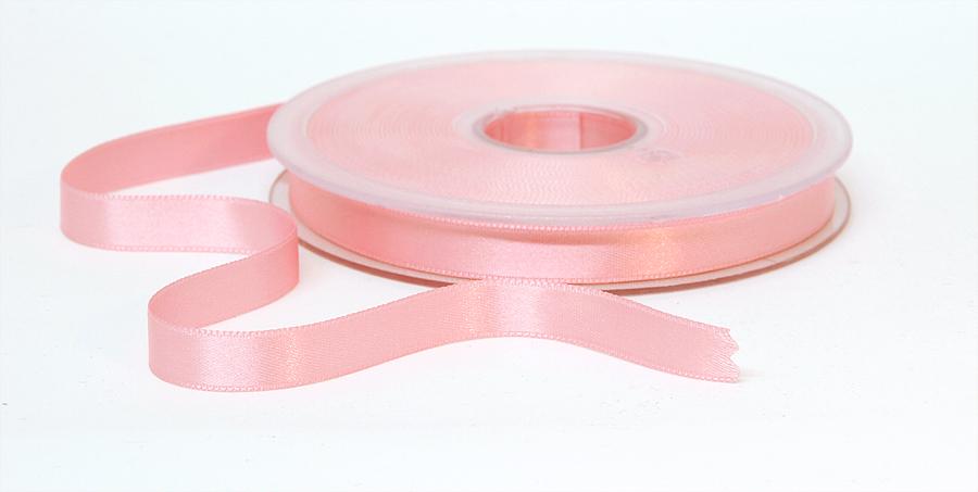 Tuplasatiininauha 15mm Vaaleanpunainen 982583, Ompelutarvikkeet, Satiininauhat